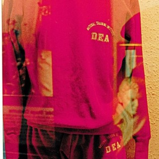 Red DEA Suit at Graceland