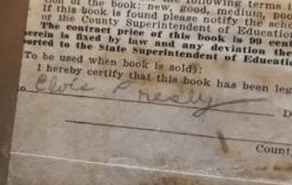 Spa Guy video earliest Elvis signature 1946
