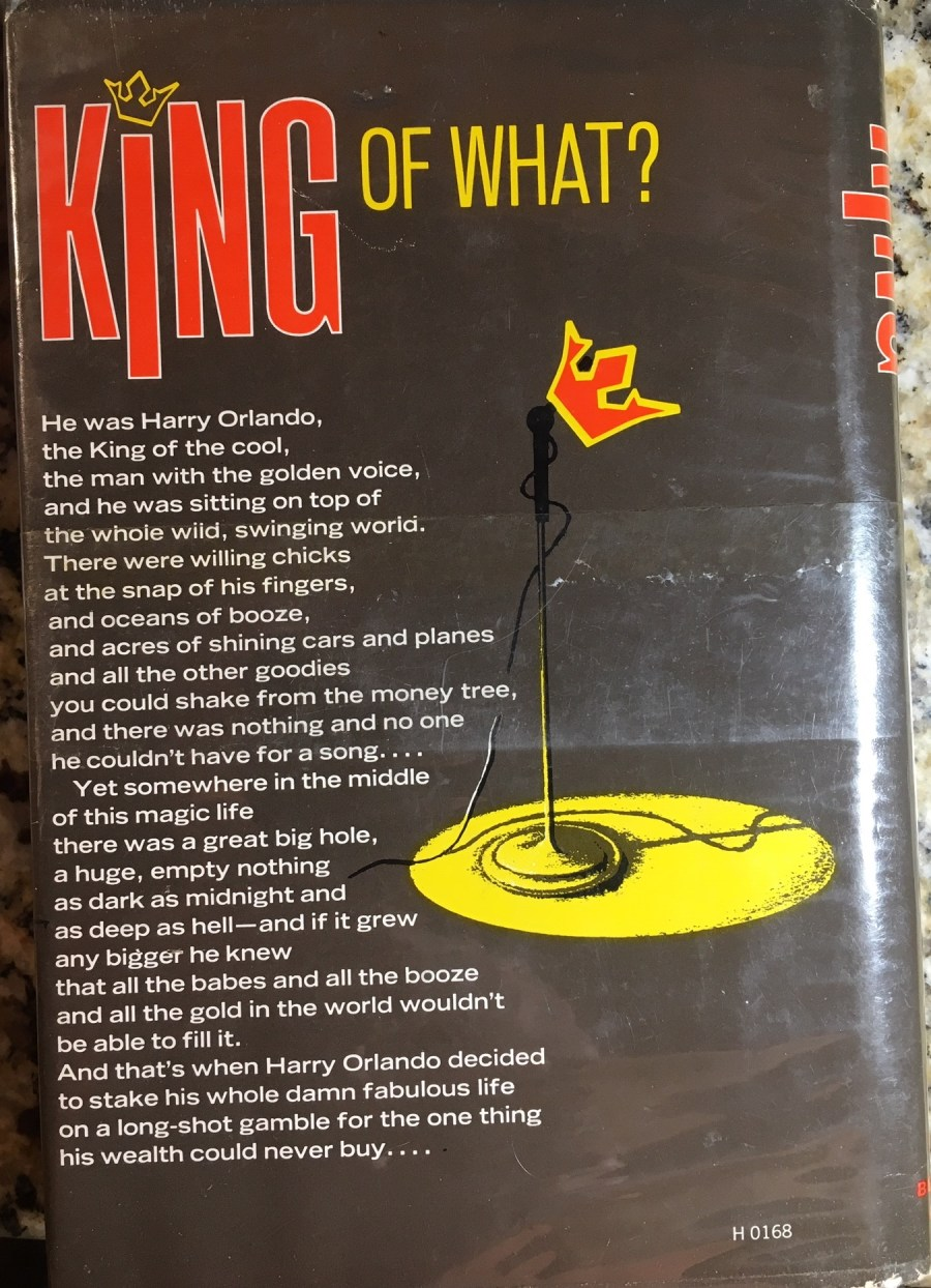 Back Cover The King