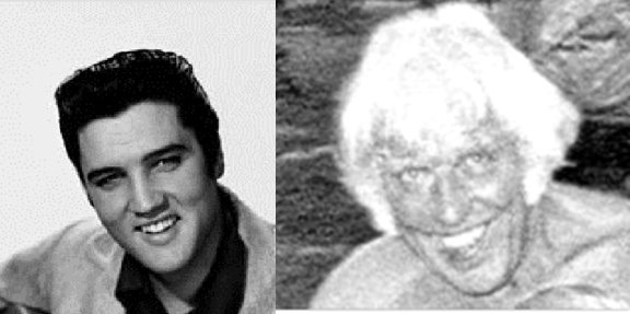 Elvis Jesse comparison