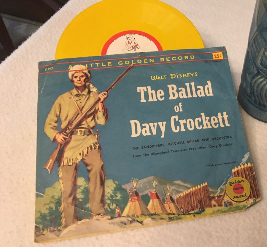 Daniel Boone record from Jesse May, 2020