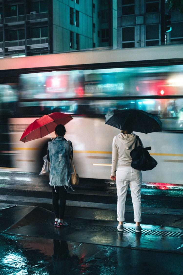 Neon Rain   Poem by Linda J Wolff
