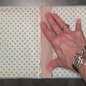 make a book purse