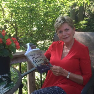 Herta Feely, author of Saving Phoebe Murrow, about cyber bullying