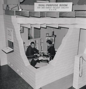 The Cold War: Bomb Shelter Drills