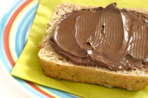 Nutella on bread - Hungarian cursing and humor
