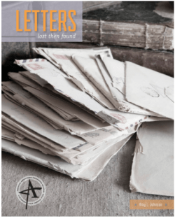 letters lost then found
