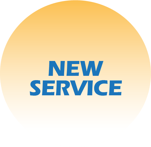 New Service information Lindale REA Lindale Alberta