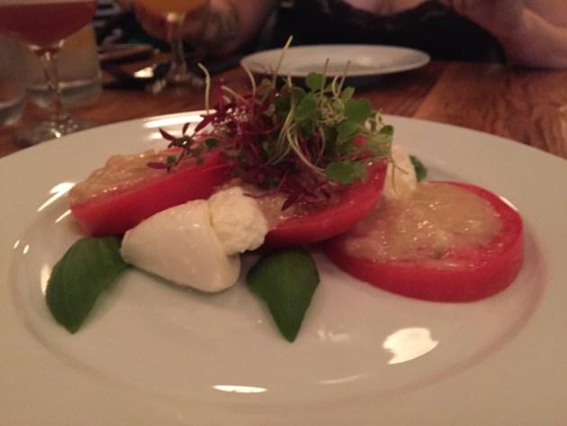 caprese-salad-with-a-shallot-vinaigrette