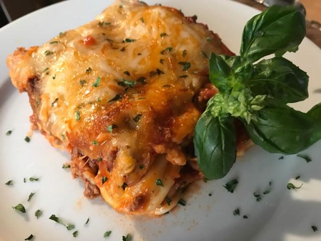 Cheese Ravioli Lasagna (2)