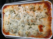 Cheese Ravioli Lasagna (4)