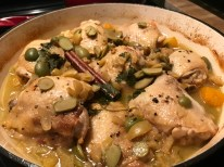 Chicken Tagine (2)