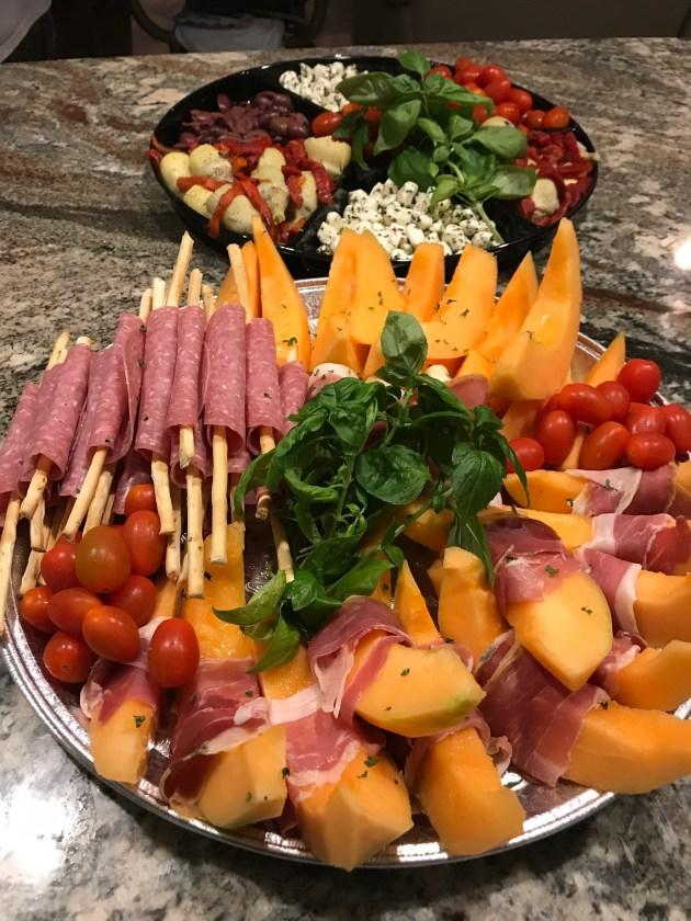 Antipasto Platters (3)