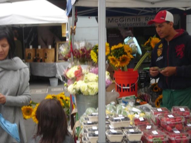 San Francisco's Farmers' Market