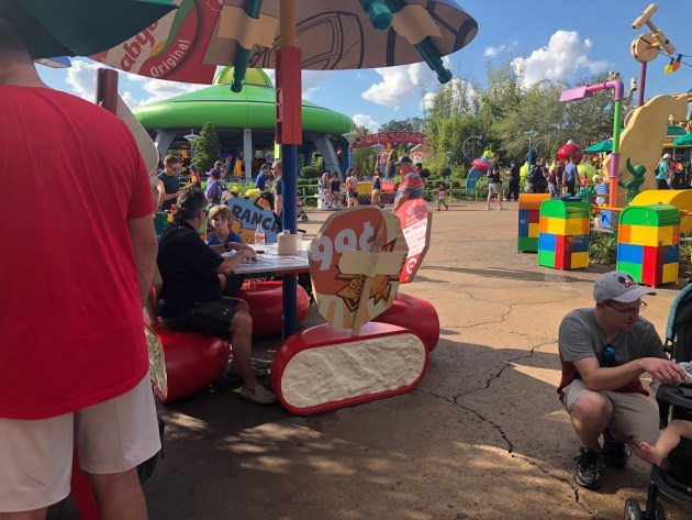 Disney's Hollywood Studios Toy Story Land (1)