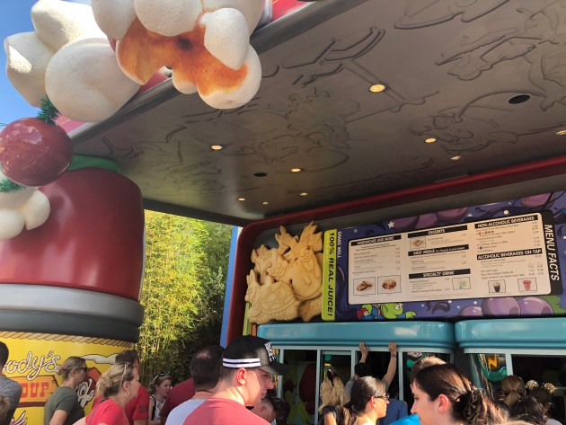 Disney's Hollywood Studios Toy Story Land (2)