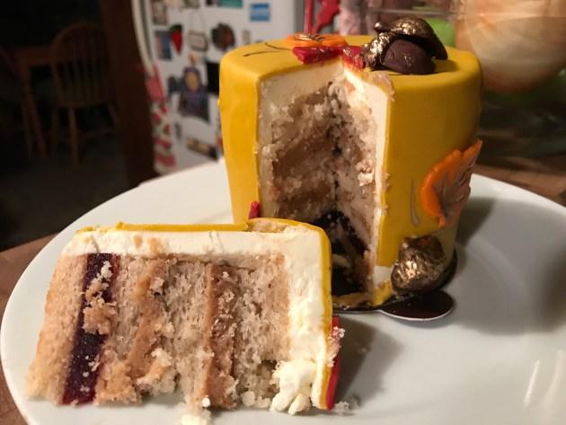 Fall Festival Cakes