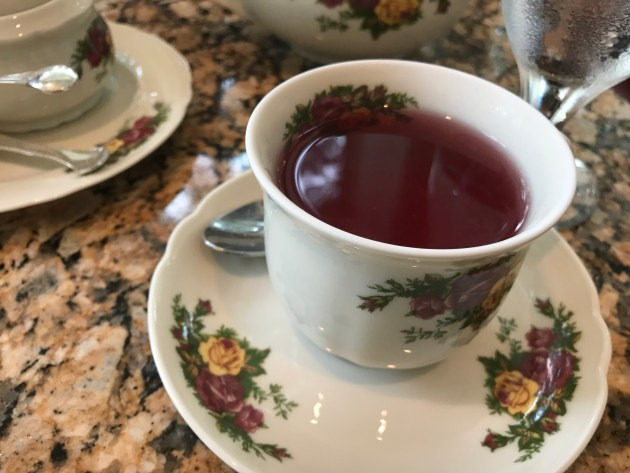 Grand Floridian Resort- High Tea (18)