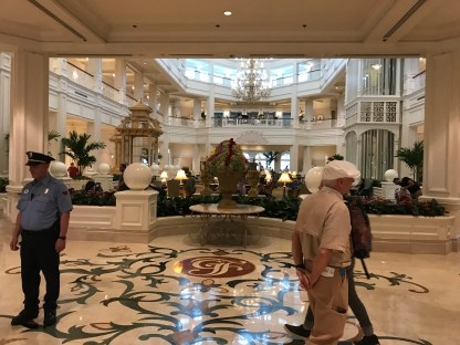 Grand Floridian Resort- High Tea (2)