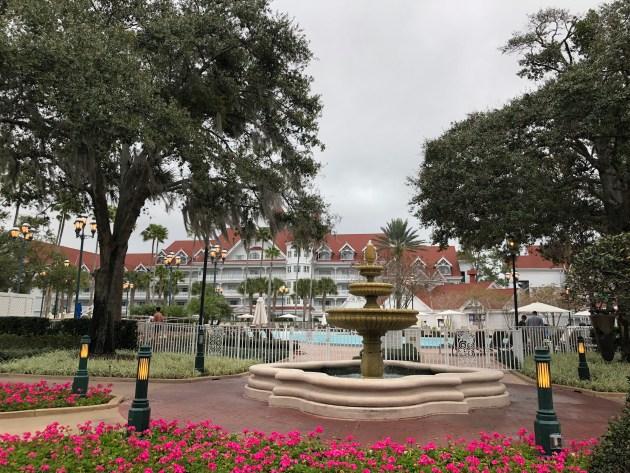 Grand Floridian Resort- High Tea (28)