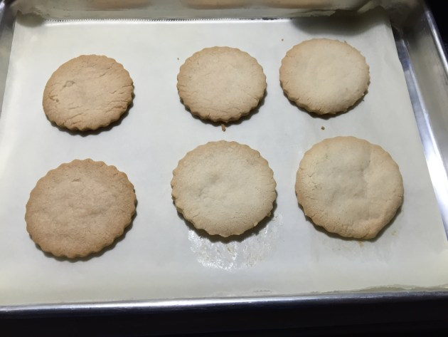 Shortbread Cookie Sandwiches (1)