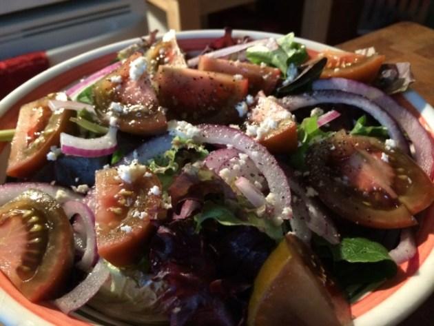 Heirloom Tomato Salad (2)