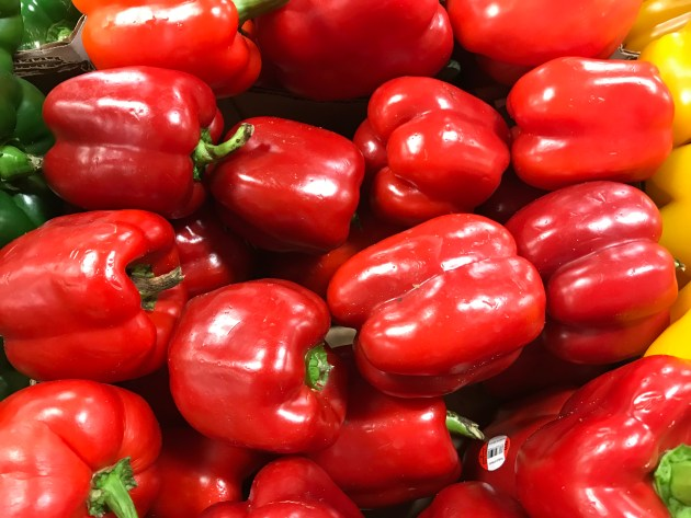 Red Bell Peppers (2)