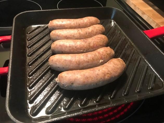 Sweet Italian Sausage (4)