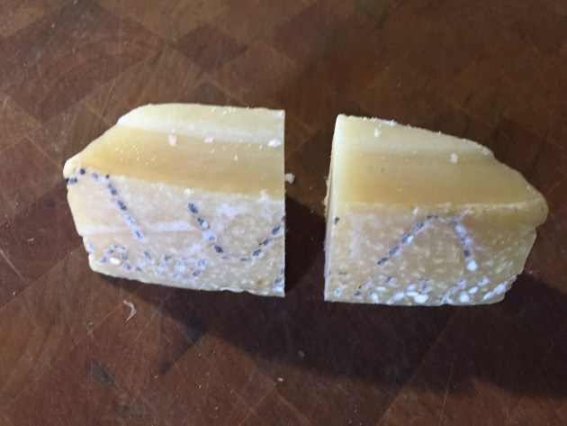 Parmigiano-Reggiano cheese rinds