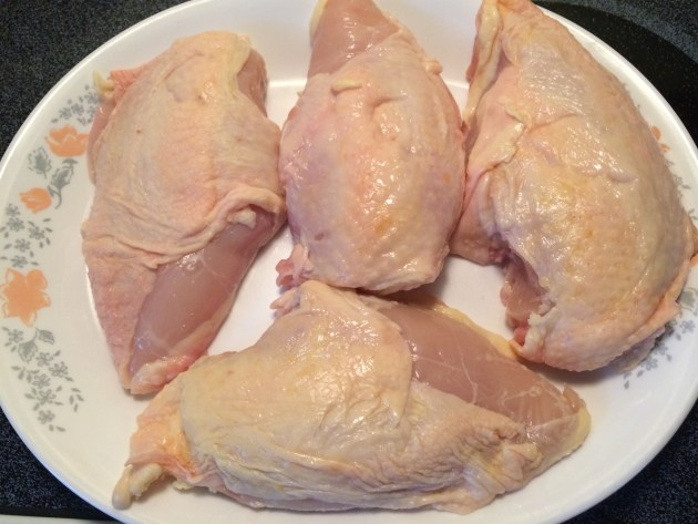 Skin-On Boneless Chicken Breasts