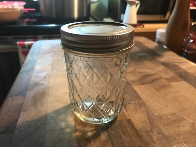 8-ounce Jelly Jar