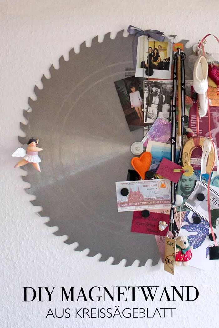 DIY PINNWAND AUS SGEBLATT SELBER MACHEN  Linda lovesDIY BLOG DIY