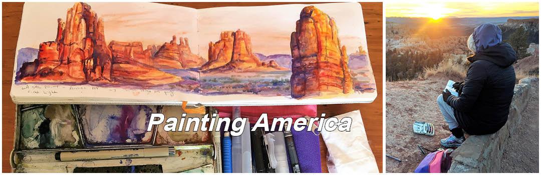 Painting America
