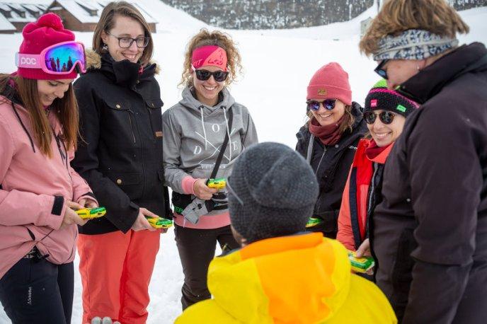 Skitouren-Schnuppertag mit Linda Meixner (c) Andreas Haller - Montafon Tourismus GmbH (14)