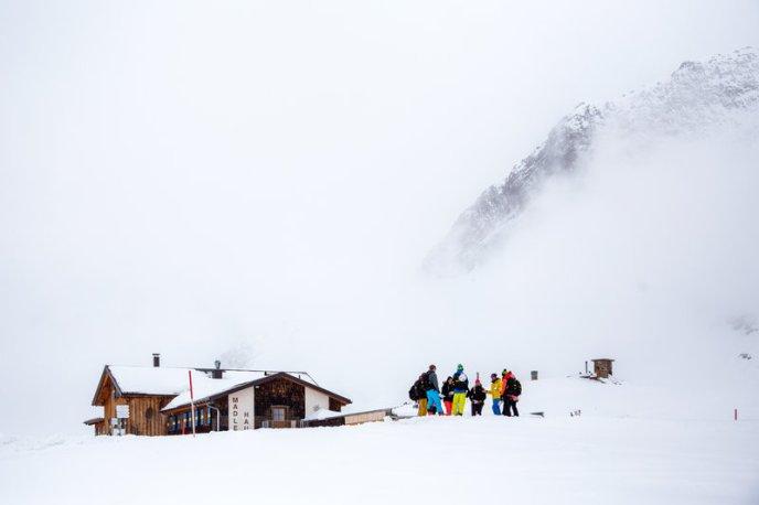 Skitouren-Schnuppertag mit Linda Meixner (c) Andreas Haller - Montafon Tourismus GmbH (16)