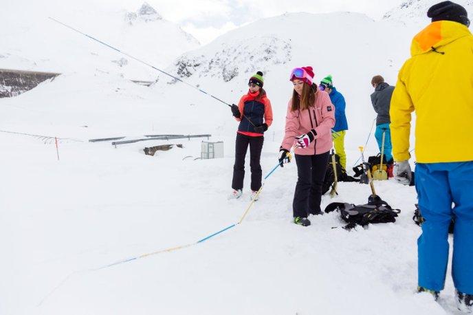 Skitouren-Schnuppertag mit Linda Meixner (c) Andreas Haller - Montafon Tourismus GmbH (18)
