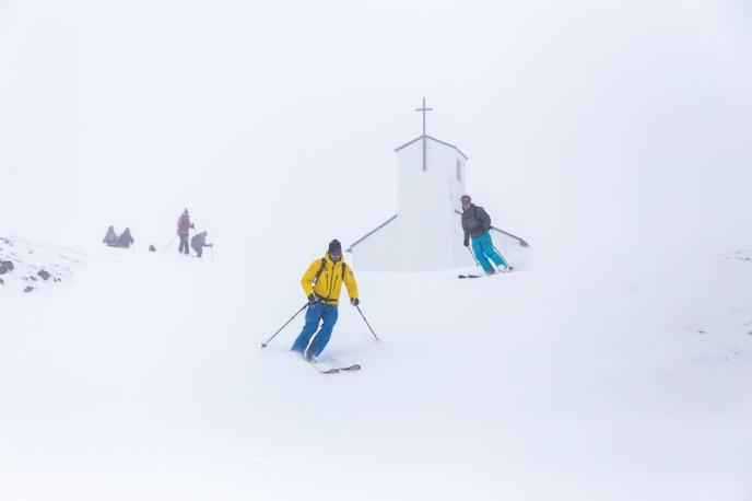 Skitouren-Schnuppertag mit Linda Meixner (c) Andreas Haller - Montafon Tourismus GmbH (24)