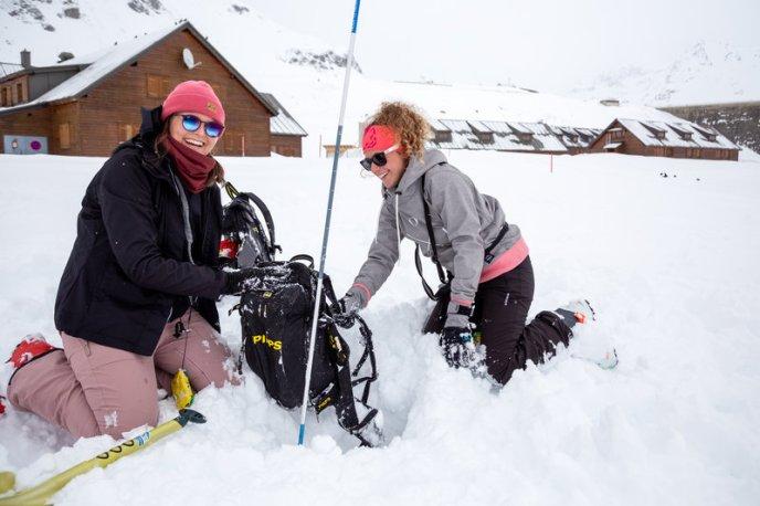 Skitouren-Schnuppertag mit Linda Meixner (c) Andreas Haller - Montafon Tourismus GmbH (6)