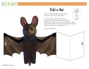 Martha does Bats!