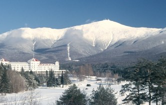 Spa Week: R&R for the New Year: The Mt. Washington Resort