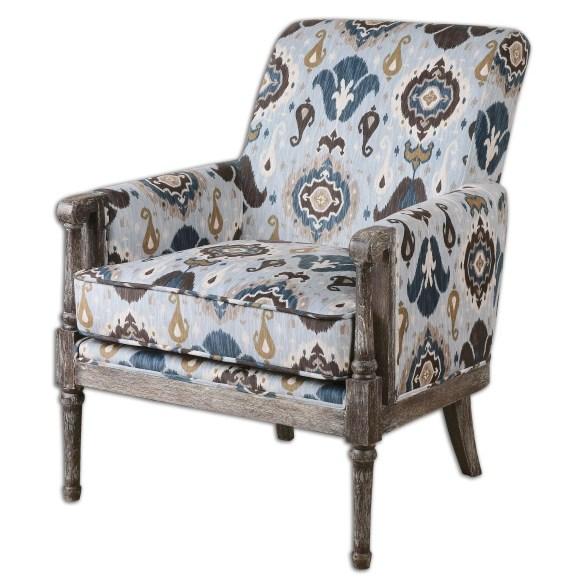 Uttermost Dyani chair upholstery