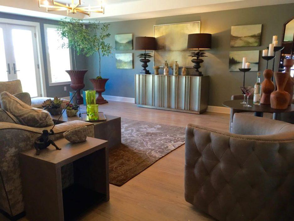 2016 Boston Magazine Design Home at The Pinehills Plymouth MA den