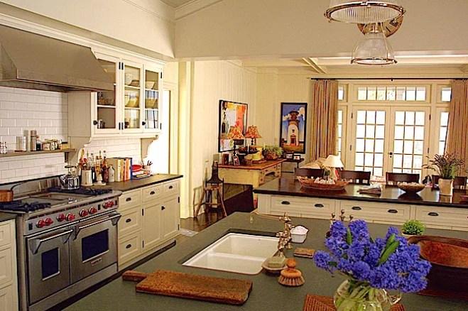 Something's Gotta Give movie kitchen set