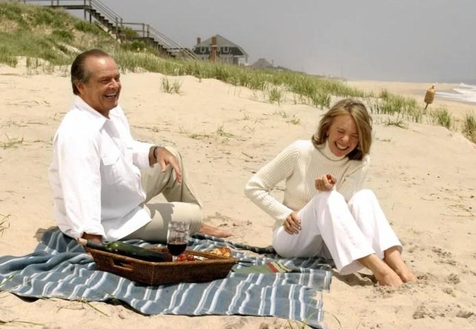 Something's Gotta Give movie beach