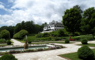 Travel Tuesday: Edith Wharton's Gardens at The Mount