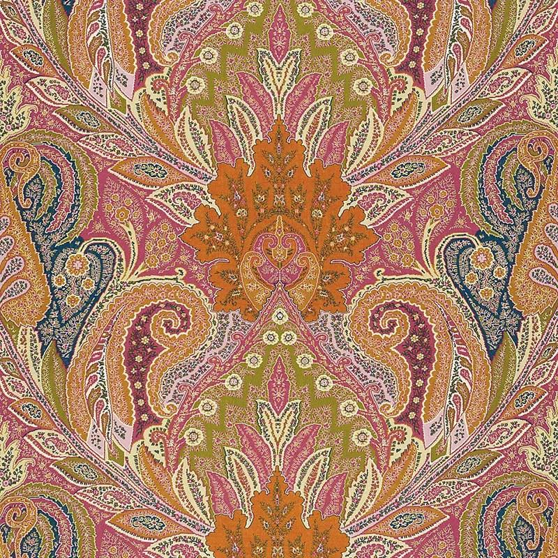 Schumacher Cambay Paisley Print
