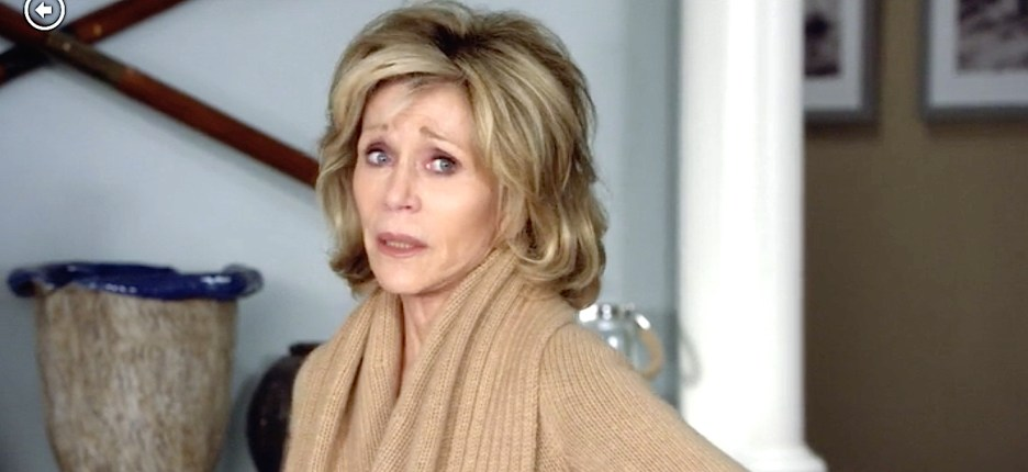 Grace and Frankie Jane Fonda
