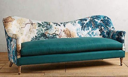 Anthropologie Pied-a-terre sofa