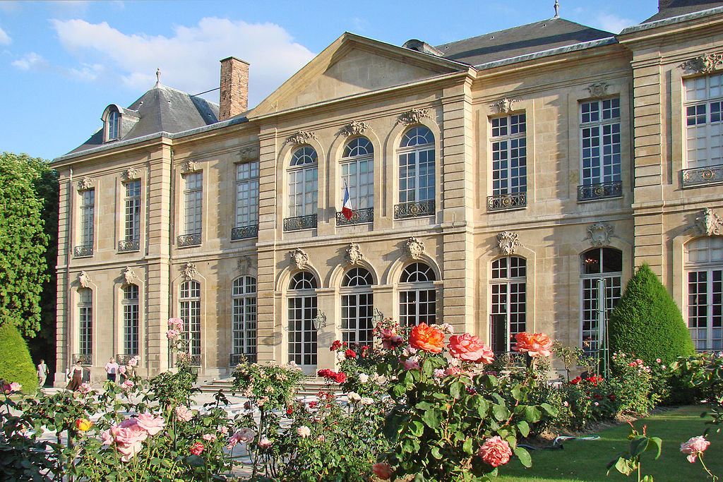 Travel Tuesday musée Rodin Hotel Biron Power of Observing
