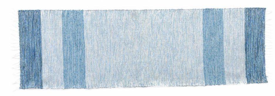 The Hampton Rug The Coastal Collection blue